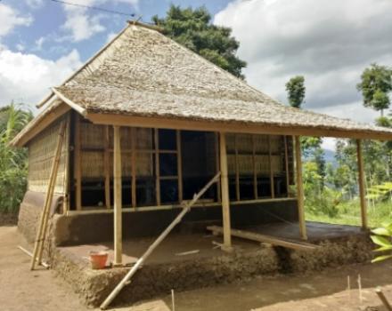 Objek Wisata Rumah Adat Pedawa